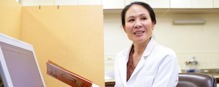 地域のかかりつけ医として幅広い診療科目に対応